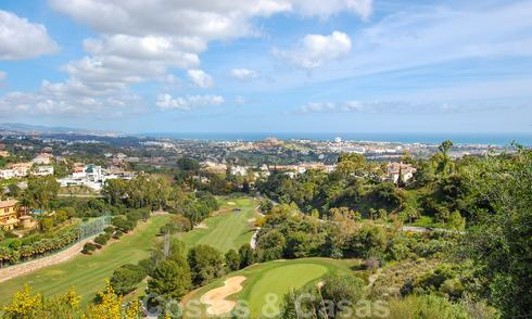 Luxury apartments for sale, Nueva Andalucia, Marbella - Benahavis 21071