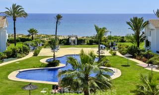 Beachfront and first line golf apartments for sale in Los Monteros Palm Beach, Marbella 20458