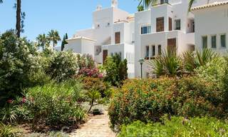 Beachfront and first line golf apartments for sale in Los Monteros Palm Beach, Marbella 26168