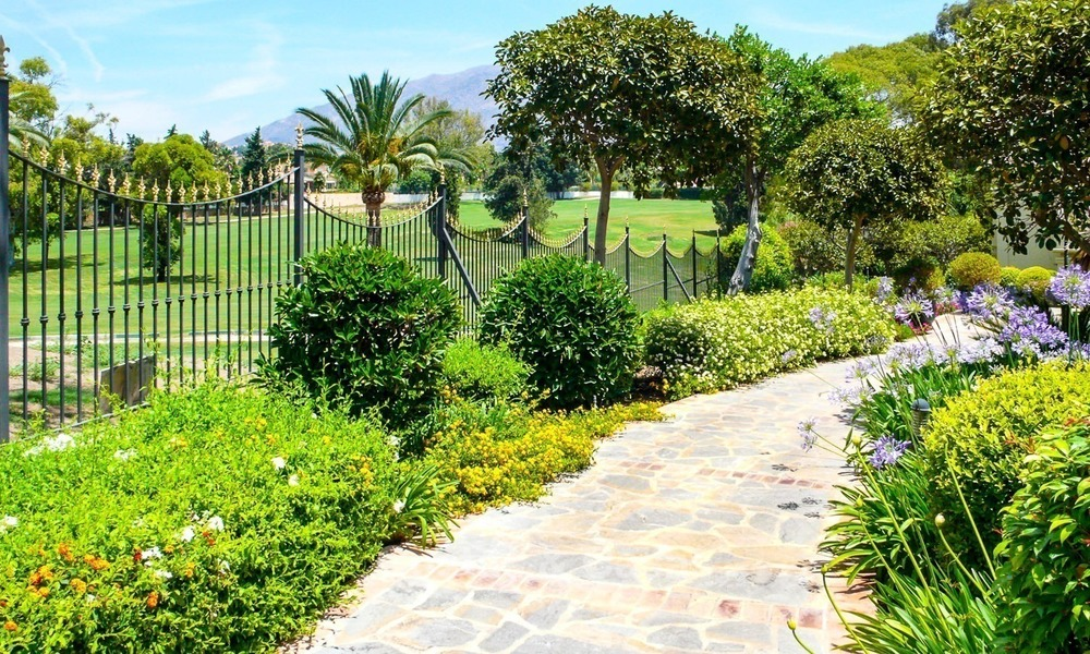 Frontline golf Luxury apartments and penthouses for sale in Nueva-Andalucia, Marbella 2308
