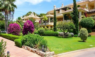 Frontline golf Luxury apartments and penthouses for sale in Nueva-Andalucia, Marbella 2310