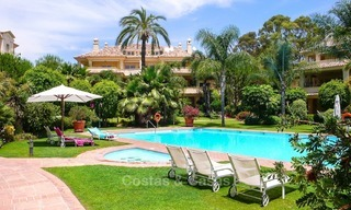 Frontline golf Luxury apartments and penthouses for sale in Nueva-Andalucia, Marbella 2312