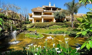 Frontline golf Luxury apartments and penthouses for sale in Nueva-Andalucia, Marbella 2319