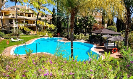 Frontline golf Luxury apartments and penthouses for sale in Nueva-Andalucia, Marbella 2324