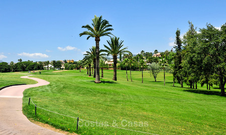 Frontline golf Luxury apartments and penthouses for sale in Nueva-Andalucia, Marbella 2348