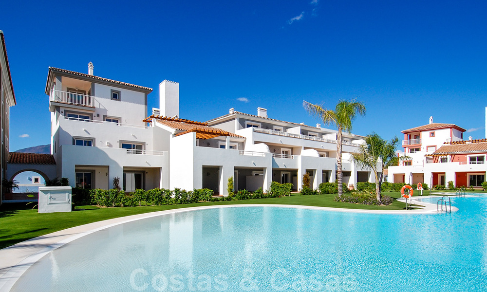 Apartments and penthouses for sale, New Golden Mile, Marbella - Estepona 30559