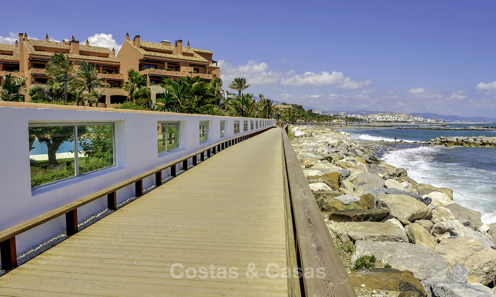 Luxury beachfront apartments for sale in Malibu, Puerto ...