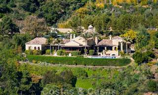 Opportunity! Exclusive golf villa for sale in La Zagaleta in the area Marbella - Benahavis. Highly reduced in price. 28436