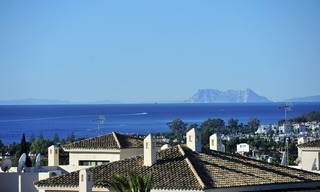 Penthouse apartment for sale at easy walking distance to Puerto Banus, Marbella 1149