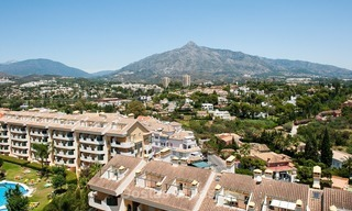 Penthouse apartment for sale at easy walking distance to Puerto Banus, Marbella 1138