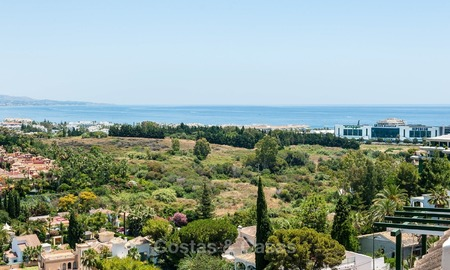 Penthouse apartment for sale at easy walking distance to Puerto Banus, Marbella 1141