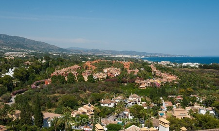Penthouse apartment for sale at easy walking distance to Puerto Banus, Marbella 1144