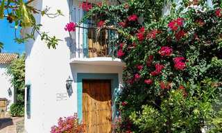 Townhouses for sale in an pueblo style Andalucian villages in Marbella 28246