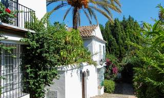 Townhouses for sale in an pueblo style Andalucian villages in Marbella 28247