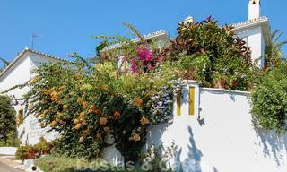 Townhouses for sale in an pueblo style Andalucian villages in Marbella 28249