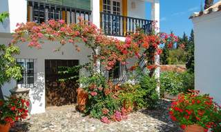 Townhouses for sale in an pueblo style Andalucian villages in Marbella 28252