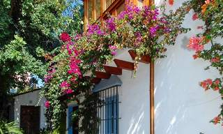 Townhouses for sale in an pueblo style Andalucian villages in Marbella 28258