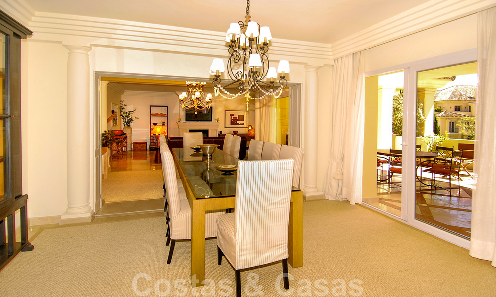 Unique spacious luxury double apartment for sale in Nueva Andalucia, Marbella 22888