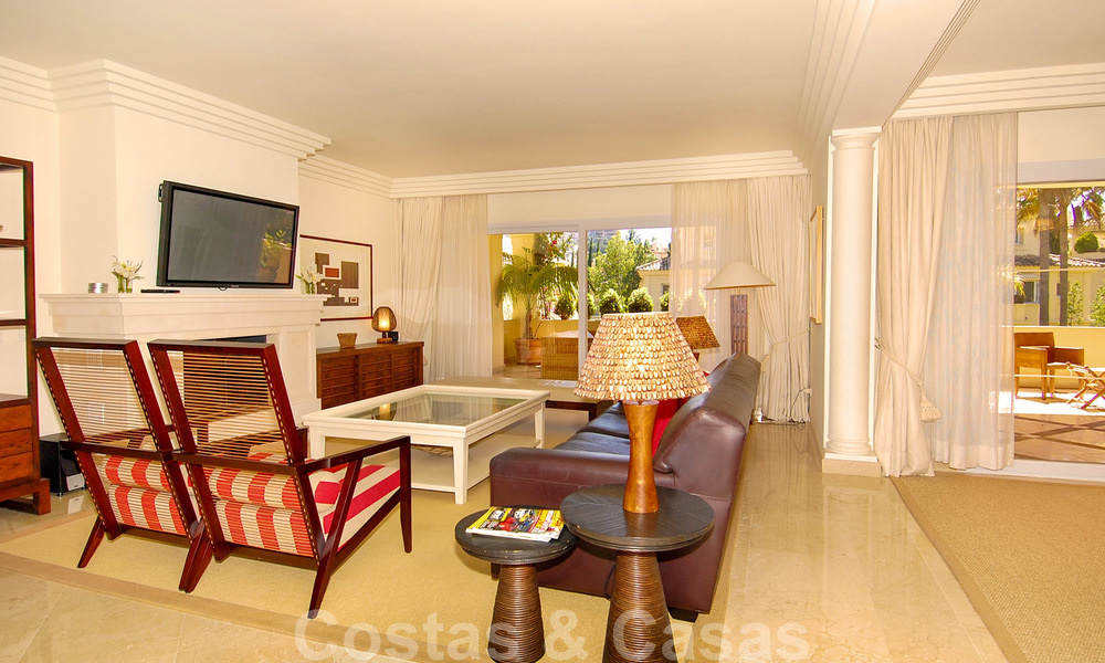 Unique spacious luxury double apartment for sale in Nueva Andalucia, Marbella 22890
