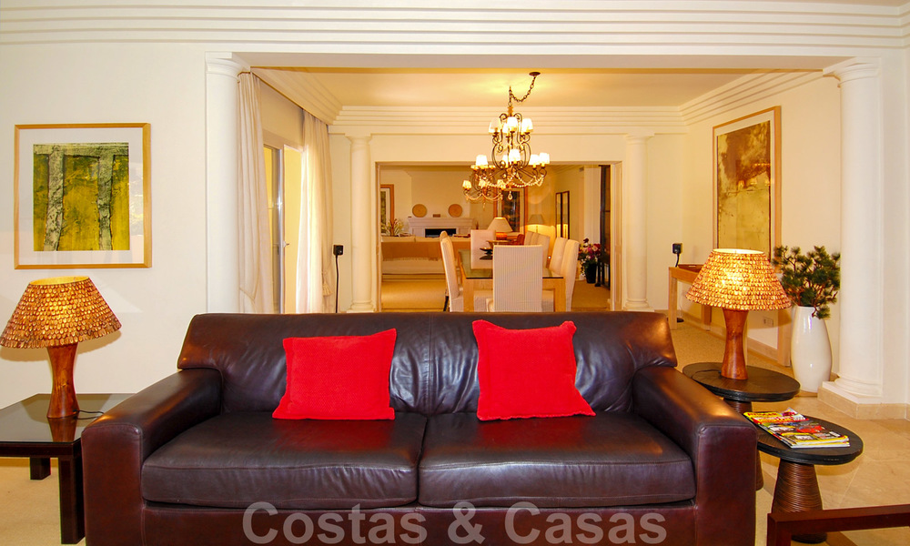 Unique spacious luxury double apartment for sale in Nueva Andalucia, Marbella 22891