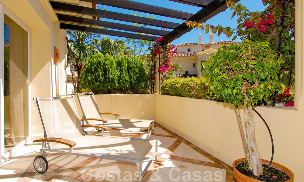 Unique spacious luxury double apartment for sale in Nueva Andalucia, Marbella 22893