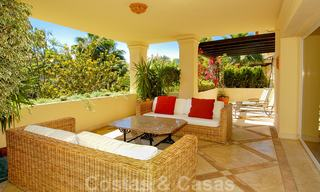 Unique spacious luxury double apartment for sale in Nueva Andalucia, Marbella 22895