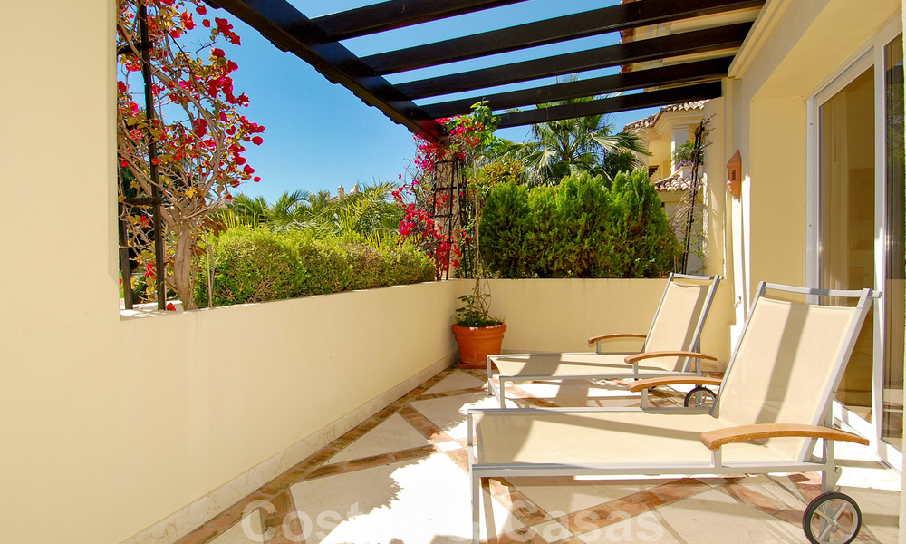 Unique spacious luxury double apartment for sale in Nueva Andalucia, Marbella 22896