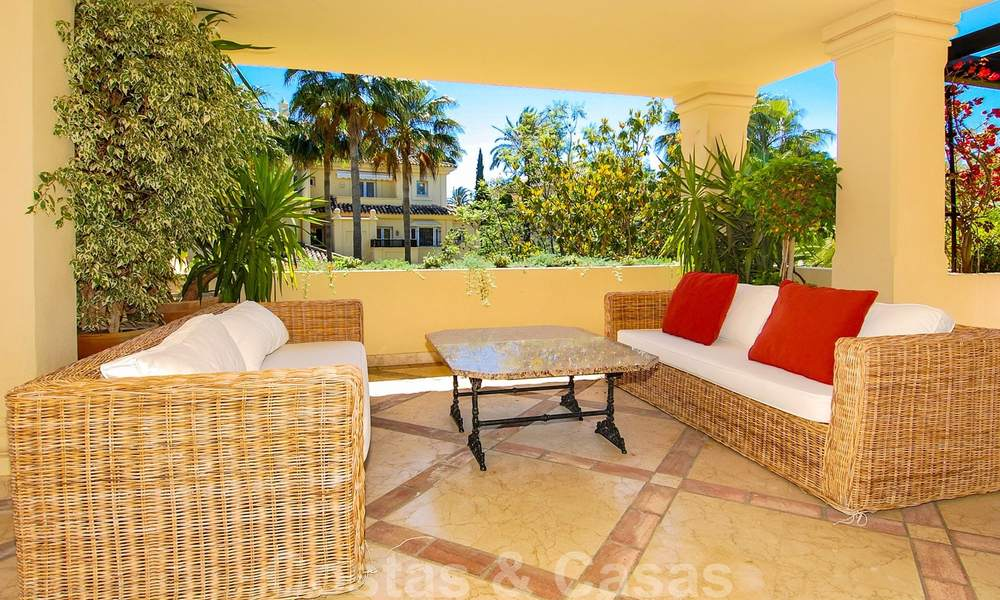 Unique spacious luxury double apartment for sale in Nueva Andalucia, Marbella 22897
