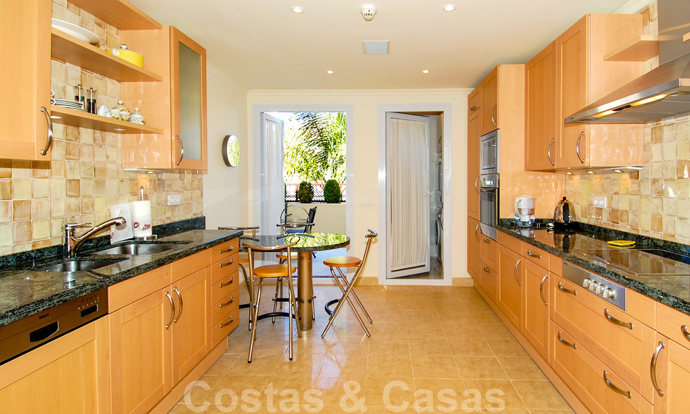 Unique spacious luxury double apartment for sale in Nueva Andalucia, Marbella 22901
