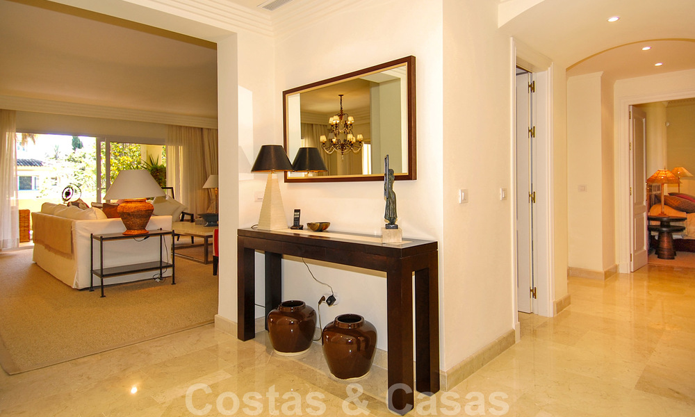 Unique spacious luxury double apartment for sale in Nueva Andalucia, Marbella 22909