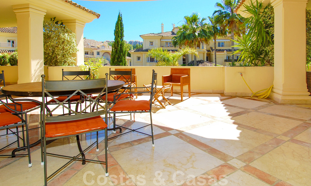 Unique spacious luxury double apartment for sale in Nueva Andalucia, Marbella 22910