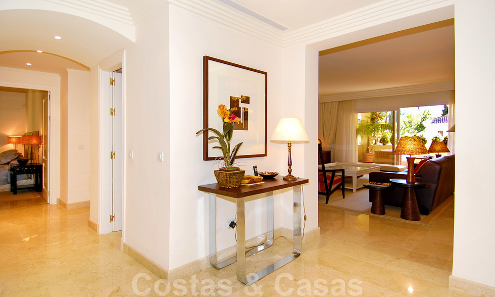Unique spacious luxury double apartment for sale in Nueva Andalucia, Marbella 22918