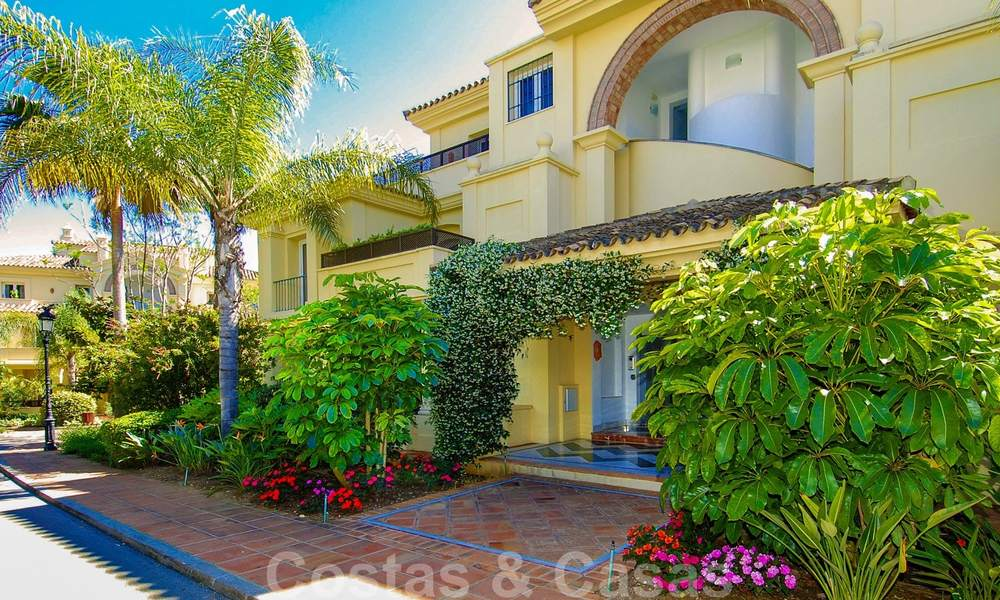 Unique spacious luxury double apartment for sale in Nueva Andalucia, Marbella 22923