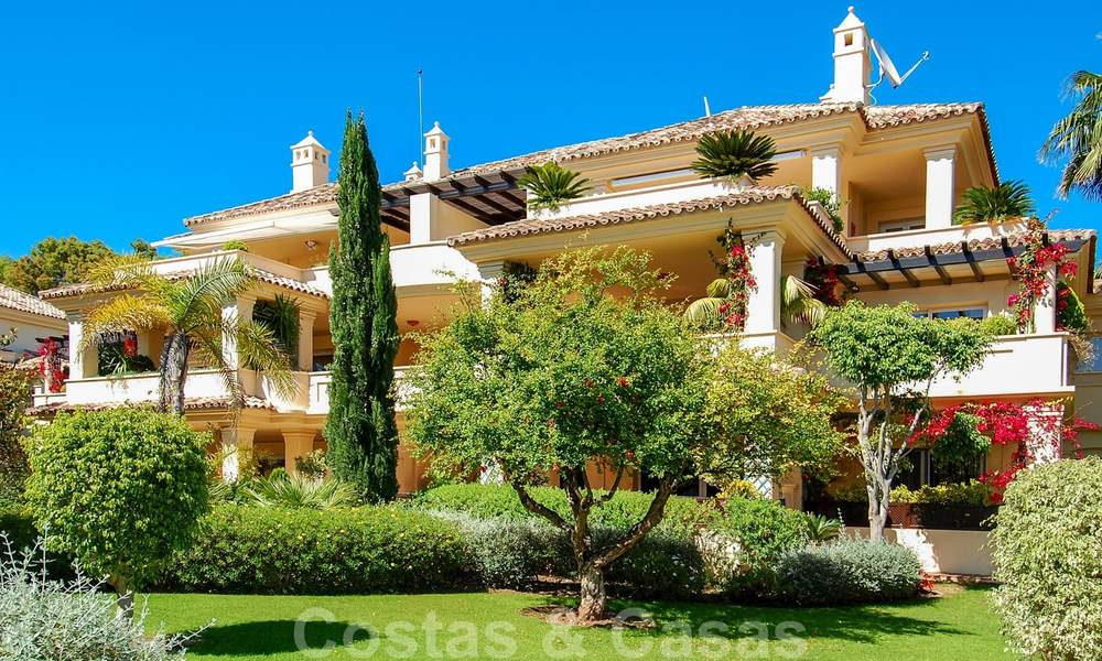 Unique spacious luxury double apartment for sale in Nueva Andalucia, Marbella 22926