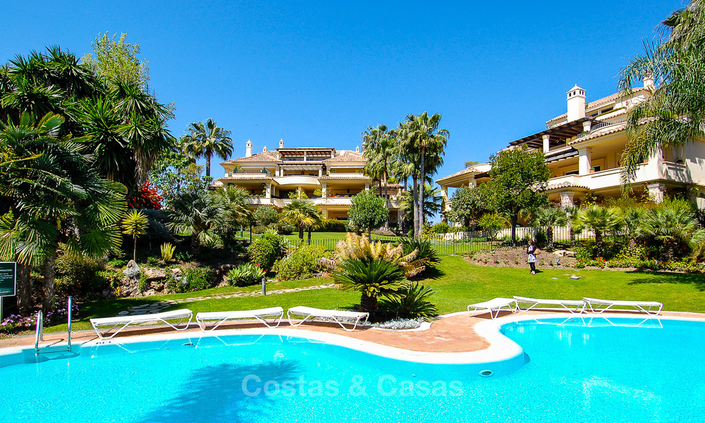 Unique spacious luxury double apartment for sale in Nueva Andalucia, Marbella 22930