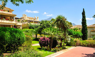 Unique spacious luxury double apartment for sale in Nueva Andalucia, Marbella 22935