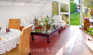 One of a kind villa for sale in a well-known area on the New Golden Mile in Estepona - Marbella 22737