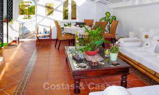 One of a kind villa for sale in a well-known area on the New Golden Mile in Estepona - Marbella 22738