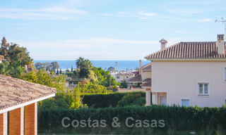 One of a kind villa for sale in a well-known area on the New Golden Mile in Estepona - Marbella 22756