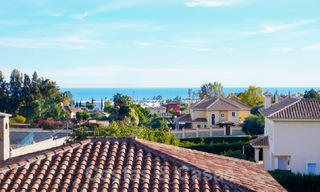 One of a kind villa for sale in a well-known area on the New Golden Mile in Estepona - Marbella 22766