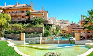 Spacious luxury apartments and penthouses for sale in a sought after complex in Nueva Andalucia, Marbella 20788
