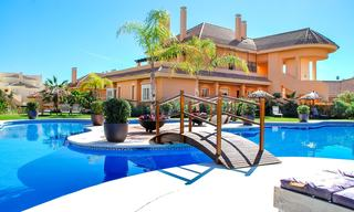 Spacious luxury apartments and penthouses for sale in a sought after complex in Nueva Andalucia, Marbella 20789