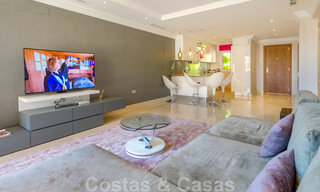 Spacious luxury apartments and penthouses for sale in a sought after complex in Nueva Andalucia, Marbella 20824