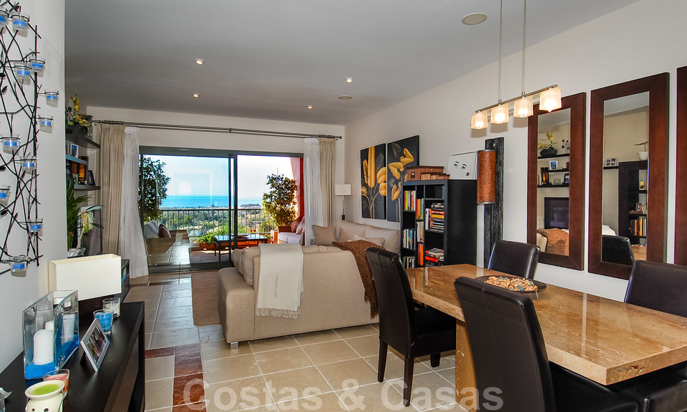 Luxury golf apartment for sale, golf resort, Marbella - Benahavis - Estepona 23499