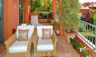 Luxury golf apartment for sale, golf resort, Marbella - Benahavis - Estepona 23503