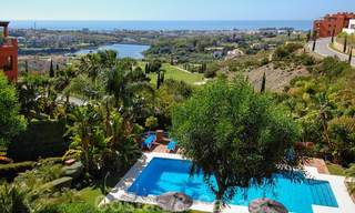 Luxury golf apartment for sale, golf resort, Marbella - Benahavis - Estepona 23513