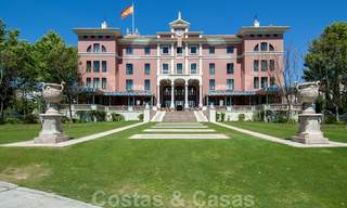 Luxury golf apartment for sale, golf resort, Marbella - Benahavis - Estepona 23978