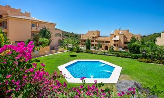 Apartments for sale with sea views and spacious terraces in Elviria, Marbella east 20256