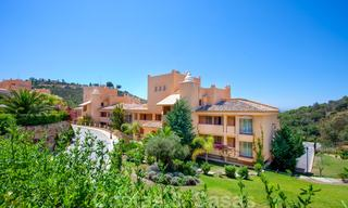 Apartments for sale with sea views and spacious terraces in Elviria, Marbella east 20258