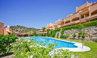 Apartments for sale with sea views and spacious terraces in Elviria, Marbella east 20262